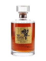 Hibiki 30 Year Old Kagami Crystal 70cl / 43%
