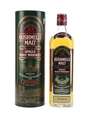 Bushmills 10 Year Old Bottled 1980s 75cl / 40%