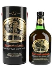 Bunnahabhain 12 Year Old Bottled 1990s 100cl / 43%
