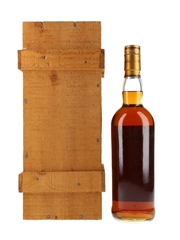 Macallan 1962 25 Year Old Anniversary Malt Bottled 1987 75cl / 43%