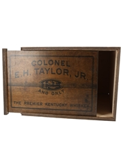 Colonel E H Taylor 18 Year Marriage Bottled In Bond With E H Taylor Wooden Case 2 x 75cl / 50%