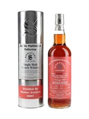 Glenlivet 2007 10 Year Old The Whisky Exchange Bottled 2017 - Signatory Vintage 70cl / 67.1%