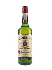 Jameson Irish Whiskey Bottled 1990s 70cl / 40%