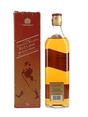 Johnnie Walker Red Label Bottled 1990s - United Distillers Australia 70cl / 40%