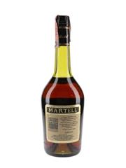 Martell 3 Star VS Bottled 1980s - Wax & Vitale 70cl / 40%