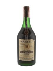 Martell Cordon Bleu Bottled 1970s - Spirit 70cl / 40%