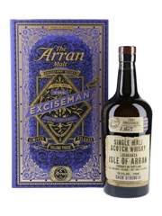Arran The Exciseman Smugglers' Series Volume Three 70cl / 56.8%