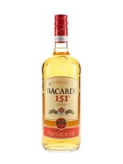 Bacardi 151 Puerto Rican Rum