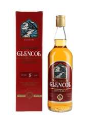 MacDonald's Glencoe 8 Year Old 100 Proof Bottled 1980s 75cl / 57%