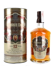 Robbie Dhu 12 Year Old William Grant & Sons 100cl / 43%