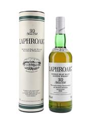 Laphroaig 10 Year Old Bottled 1990s - Pre Royal Warrant 70cl / 40%