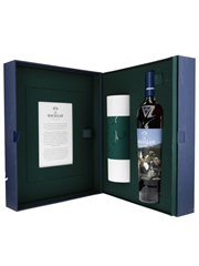 Macallan: An Estate, A Community And A Distillery Anecdotes Of Ages - Sir Peter Blake 70cl / 47.7%