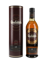 Glenfiddich 15 Year Old Solera Reserve 70cl / 40%