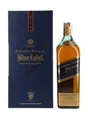 Johnnie Walker Blue Label Old Presentation - Duty Free 100cl / 43%