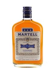Martell 3 Star Bottled 1970s 32cl / 40%