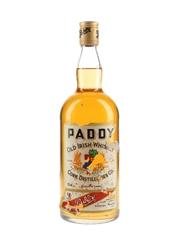Paddy Old Irish Whisky Bottled 1980s 100cl / 43%