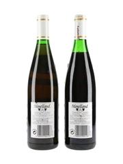 Ockfener Bockstein Riesling Spatlese 1990  2 x 75cl / 7.5%
