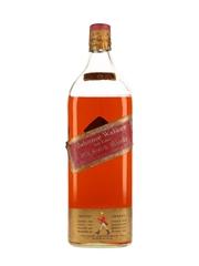 Johnnie Walker Red Label Bottled 1970s - Large Format 450cl