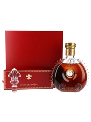 Remy Martin Louis XIII Cognac Bottled 1980s - Baccarat Crystal 68cl / 40%