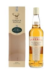 Imperial 1991 Bottled 2004 - Gordon & MacPhail 70cl / 40%