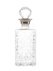 Crystal Decanter With Stopper