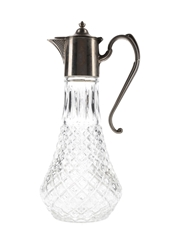 Silver Plated Claret Jug