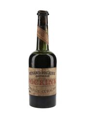 Wynand Fockink Orange Curacao Bottled 1930s 35cl