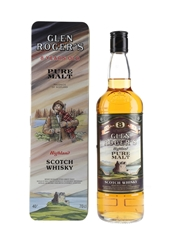 Glen Roger's 8 Year Old Pure Malt French Import - WP Lormont 70cl / 40%