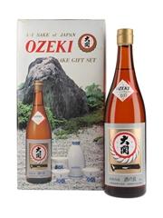 Ozeki Sake Gift Set  72cl / 16%