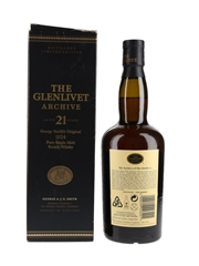 Glenlivet Archive 21 Year Old  70cl / 43%
