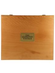 Glenlivet Vintage Collection 1967, 1968, 1969, 1970, 1972 5 x 20cl