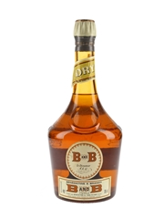 Benedictine B And B Bottled 1970s 70cl / 40%