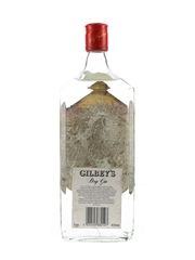 Gilbey's London Dry Gin Bottled 1990s 100cl / 47.5%