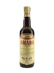 Cinzano Amaro Bottled 1970s 75cl / 38%