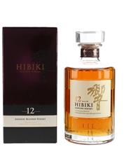 Hibiki 12 Year Old  50cl / 43%