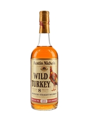 Wild Turkey Old No. 8 Brand 101 Proof Bottled 1990s - Lawrenceburg 75cl / 50.5%