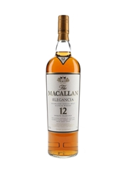 Macallan 12 Year Old Elegancia  100cl / 40%
