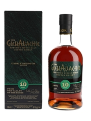 Glenallachie 10 Year Old Cask Strength Batch 4  70cl / 56.1%