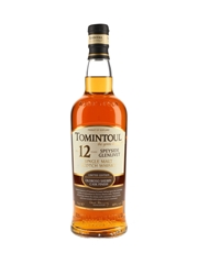 Tomintoul 12 Year Old Oloroso Sherry Cask Finish  70cl / 40%