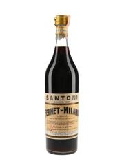 Santoni Fernet Chianciano Bottled 1960s 100cl / 40%