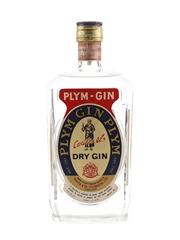 Coates & Co. Plym Gin