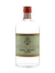 Dubroskaia Vodka Export Bottled 1960s 75cl / 45%