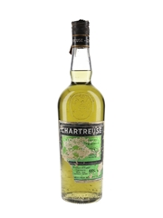 Chartreuse Green Bottled 1990s 70cl / 55%