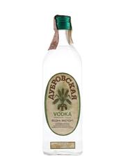 Dubroskaia Vodka Export Bottled 1970s 75cl / 45%