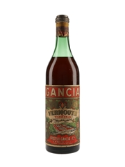 Gancia Vermouth Bottled 1950s