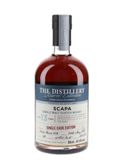 Scapa 2006 13 Year Old The Distillery Reserve Collection Bottled 2019 - Chivas Brothers 50cl / 61.6%