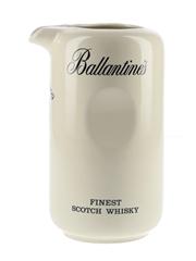 Ballantine's Ceramic Water Jug