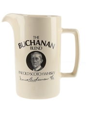 Buchanan Blend Ceramic Water Jug