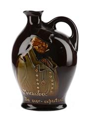 Dewar's Whisky Ceramic Water Jug