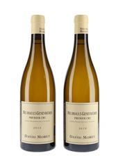 Meursault Genevrieres Premier Cru 2016 David Moret 2 x 75cl / 13.5%
